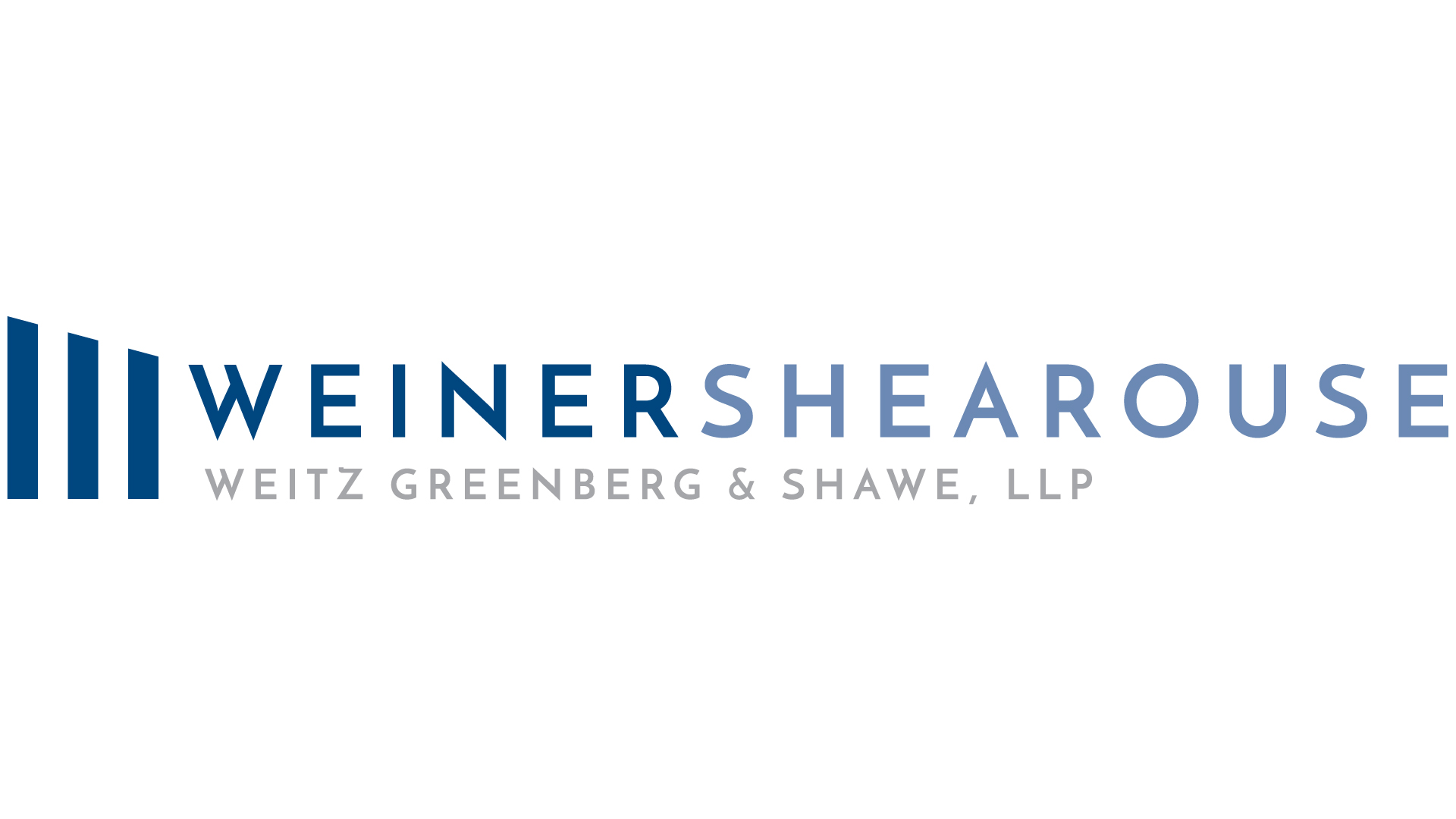 Weiner, Shearouse, Weitz, Greenberg and Shawe Logo Desgin