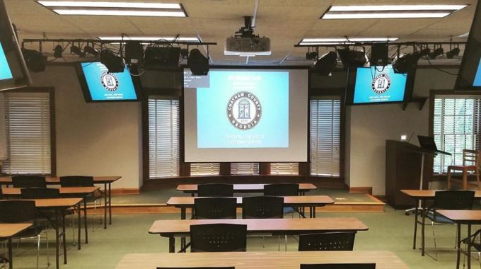 Savannah Area REALTORS® Remodels Training Facility With New Technology