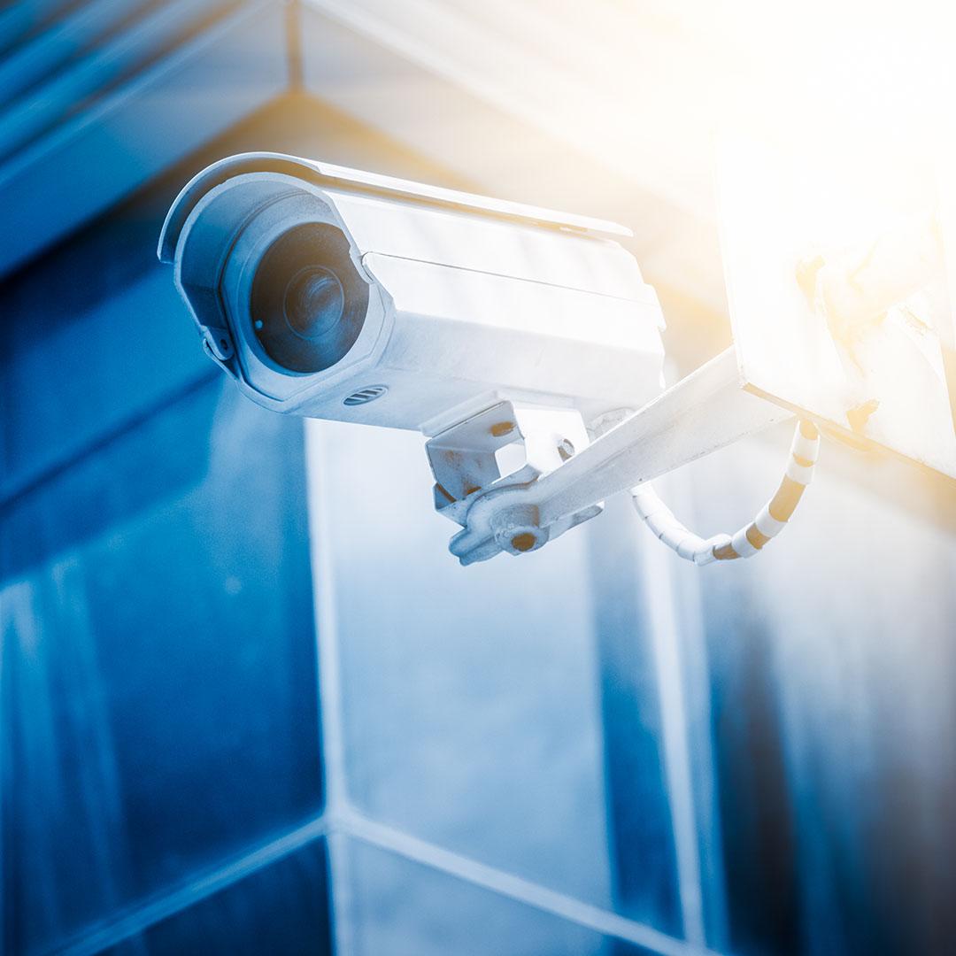 Bullet Surveillance Camera - Business Solutions - Savannah