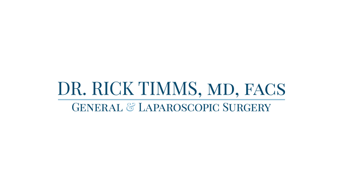 Dr. Rick Timms Logo - Graphic Design - Speros