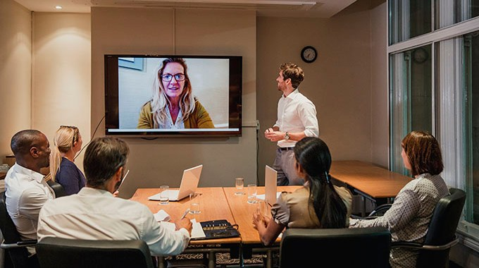 Video Conferencing Apps For Small Businesses - Speros - Savannah, GA