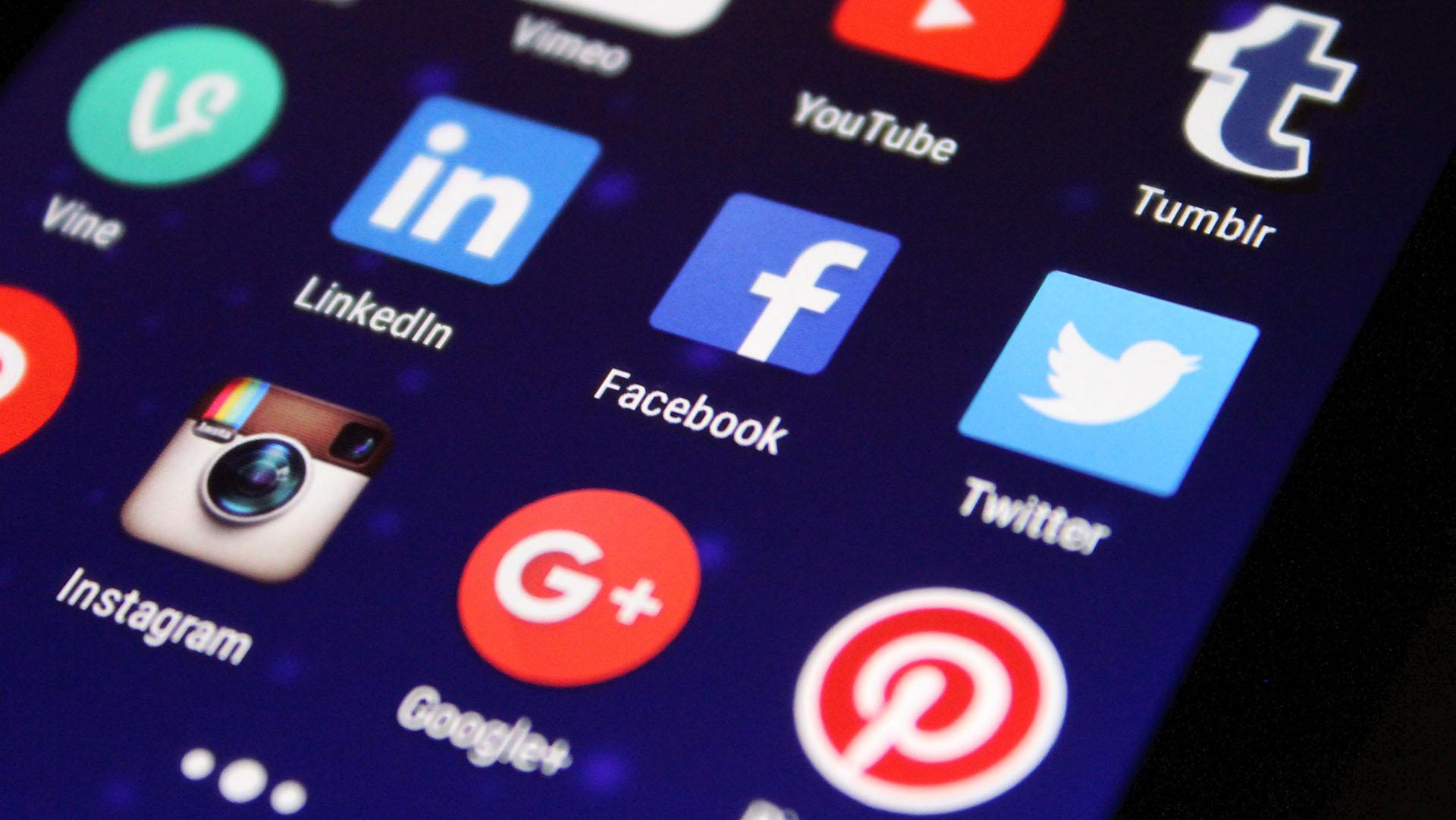 Social Media Icons - Speros - Savannah, GA