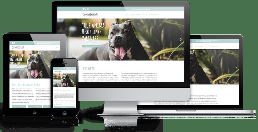 Responsive Web Design Showcase - Speros - Savannah, GA