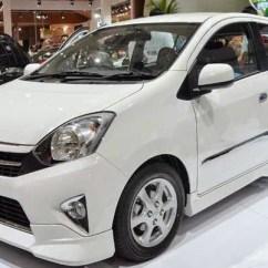 New Agya Trd Matic Accessories Grand Avanza Spesifikasi Toyota G M T Sportivo