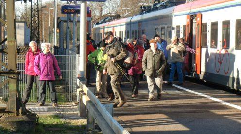 10.01.2019 - Bahnhof Laufach