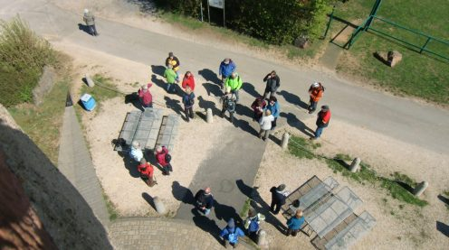 11.04.2019 – In den Bachgau