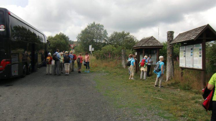 28.07.2019 - Rhön - Schornhecke
