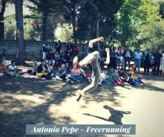 Antonio Pepe - Freerunning