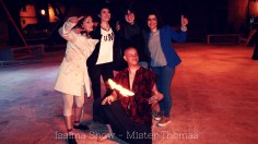 Issima Show - mister thomas