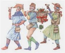 I JULNISSEN (gli Elfi di Babbo Natale)