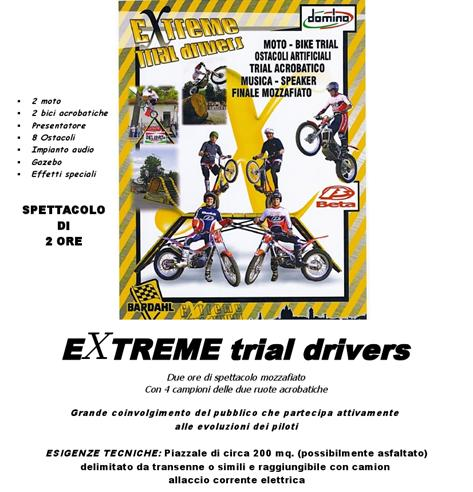 EXTREME TRIAL DRIVERS