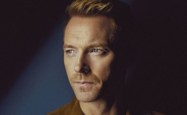 Ronan Keating Pubblica Little Thing Called Love