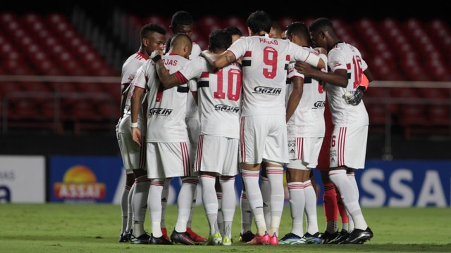 Notas – São Paulo 1×0 RB Bragantino   7ª rodada – Paulistão 2021