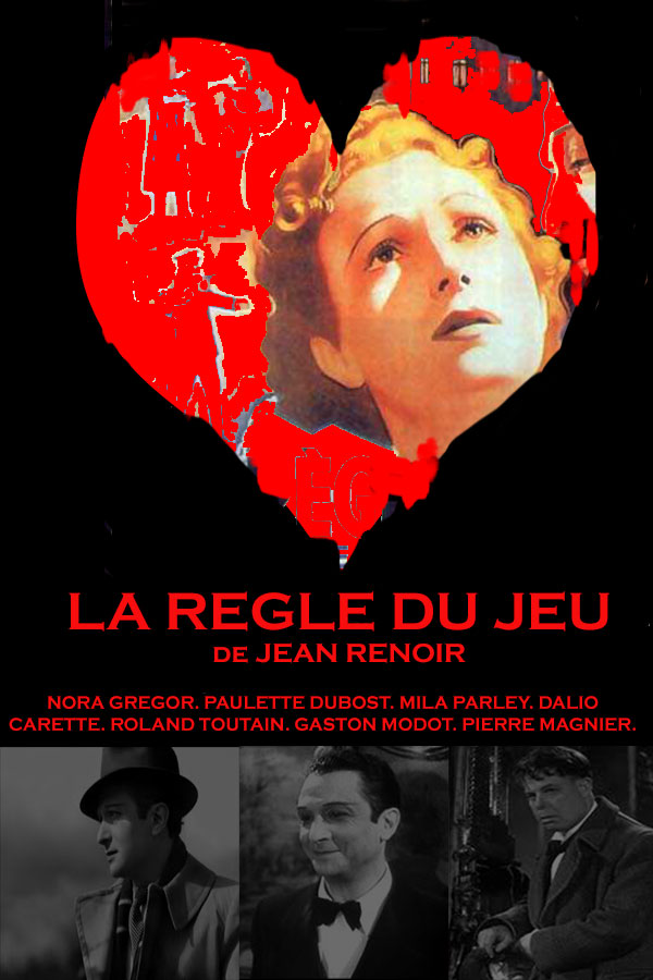 La Regle Du Jeu Film : regle, Règle, Renoir, (1939), Journal