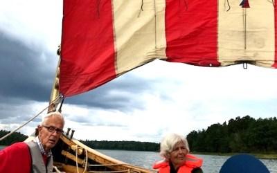 En härlig tur med Viking Plym
