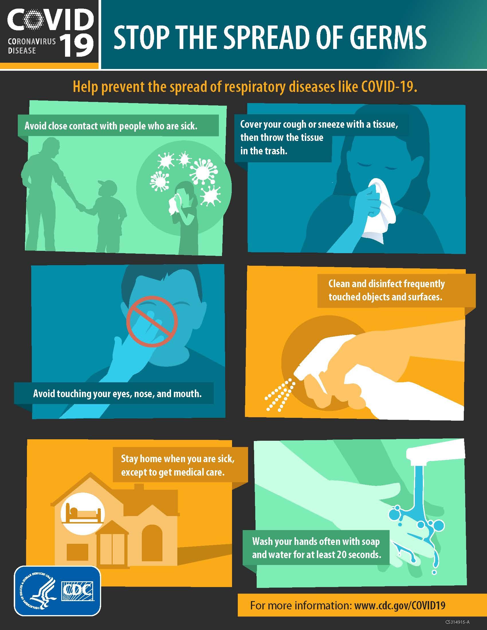 Coronavirus Information Portal • UNC Gillings School of Global ...