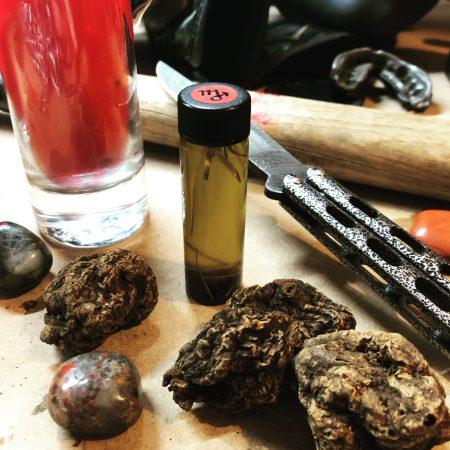 Mars in Scorpio Oil: Temperance Edition