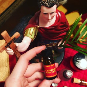 Working with St  Expedite — Altar, Offerings, Prayers, Specific