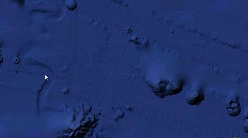 7 Undersea ET Exploration Craft