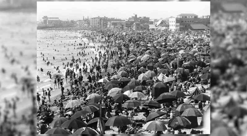 9 Santa Monica Beach