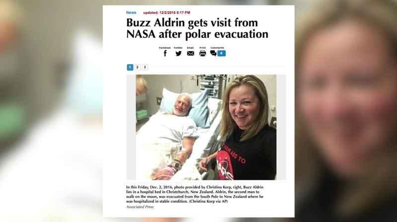 3 Aldrin In Hospital