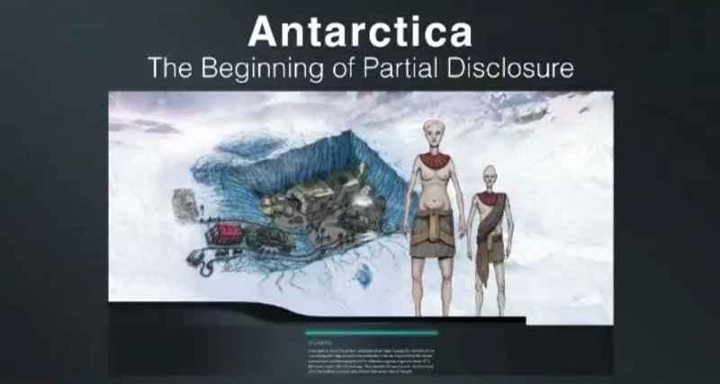 37 Antarctica Beginning Of Disclosure