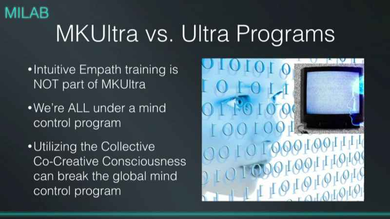 3 MKUltra Vs Ultra Program