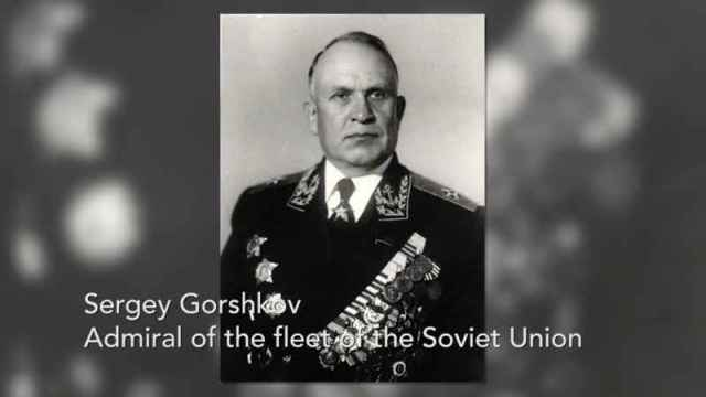 3 Sergey Gorshkov