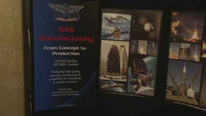 4 SAS Signage