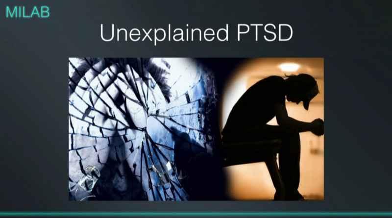 4 Unexplained PTSD