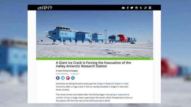 6 Antarctic Evacuations