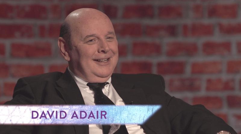 1 David Adair