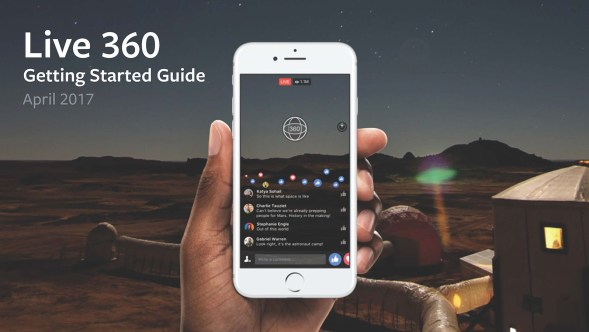 Facebook Marketing Live 360