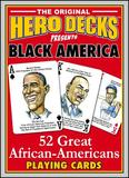Great African Americans, playing cards