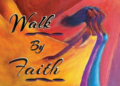 Walk By Faith - Kerream Jones, Magnet