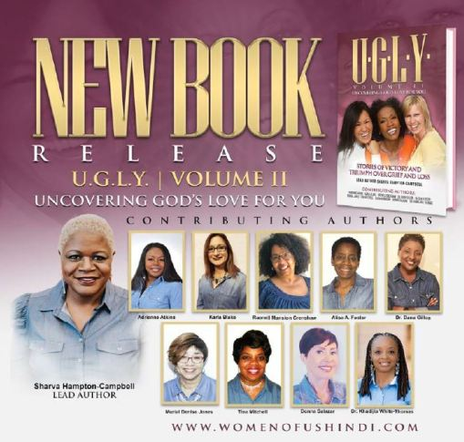 Valiant Women: Silent no more, through God, faith and perseverance we rise