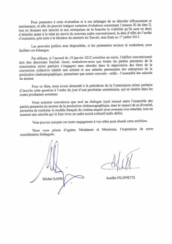 Courrier conjoint M Sapin - A Filippetti p2