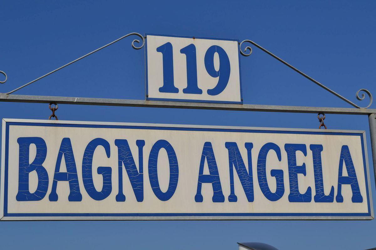 Cooperativa Bagnini Cervia  119 Bagno Angela