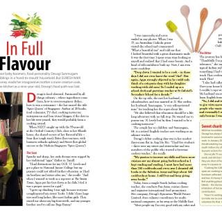 In Full Flavour – Lifestyle 2011