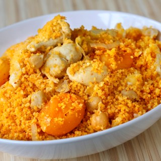 Chicken and Apricot Couscous