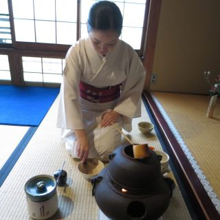 Traditional Tea Ceremony in Kyoto