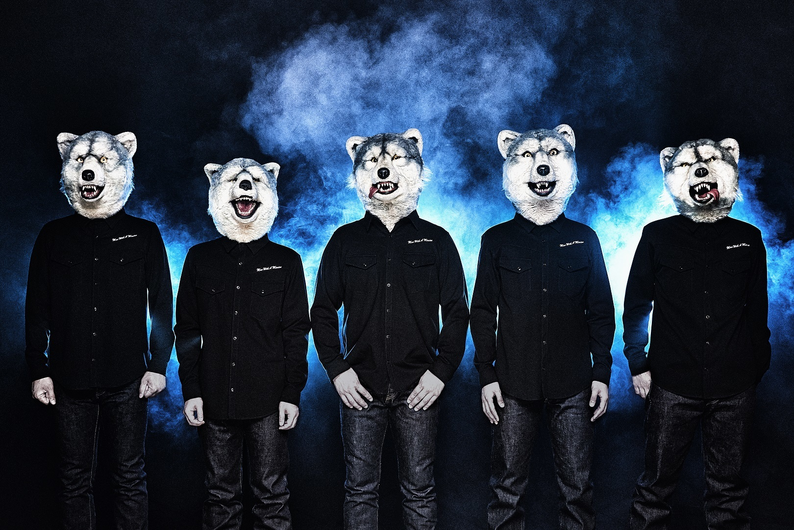 Fall Out Boy Wallpaper Pc Man With A Mission、『dog Days Tour 2017』にさいたまスーパーアリーナ公演を追加