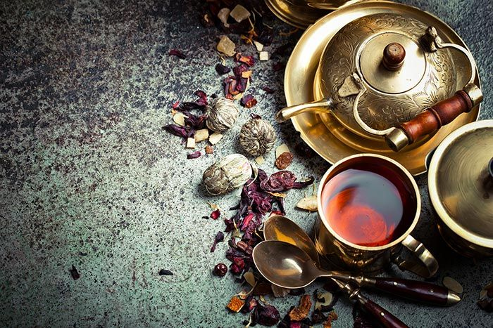 History and Origin of Tea