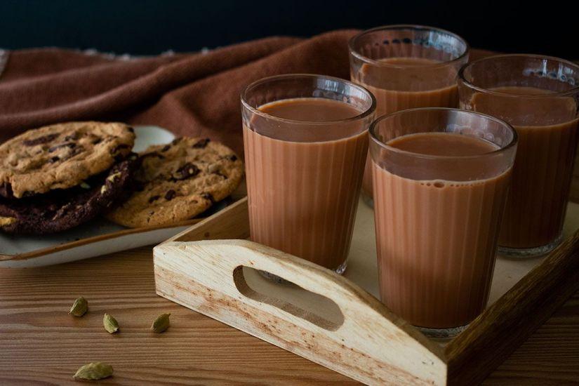 Chai Masala (Té con leche y especias)