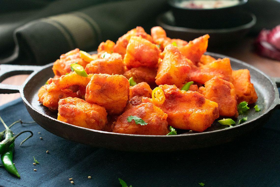 Fish Koliwada (Spicy Indian Fish Fry)