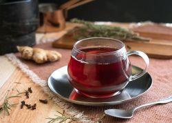 Té con jengibre y clavos: Un té contra el catarro