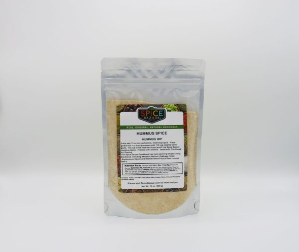 hummus spice med