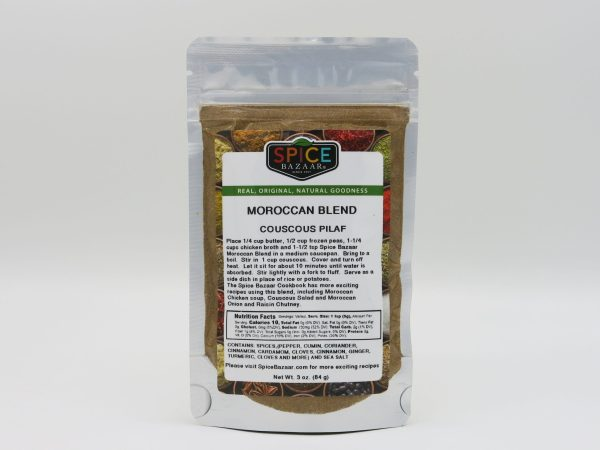 moroccan blend small