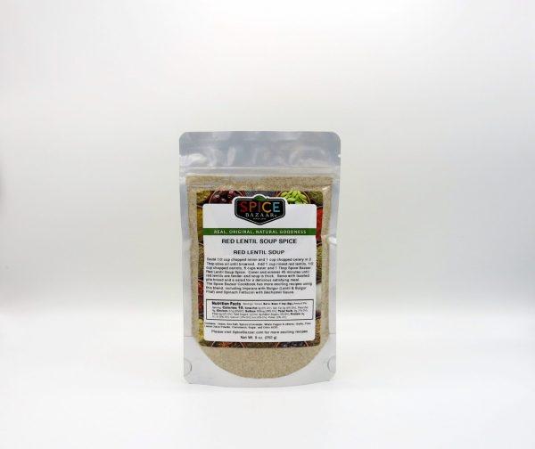red lentil soup spice med