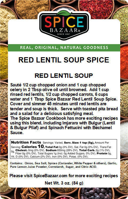 red lentil soup spice small